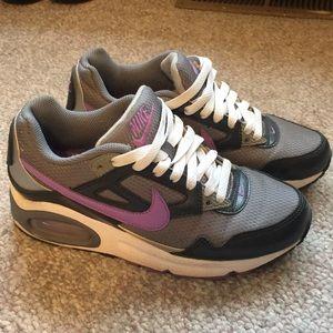 Nike Air Max - grey, white, lilac